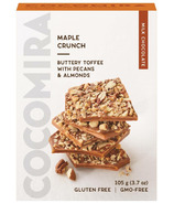 Cocomira Confections Milk Chocolate Maple Crunch