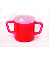 Bios Red Two-Handled Cup