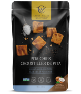 Cedar Valley Selections Pita Chips Sea Salt and Black Pepper