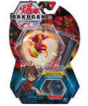 Bakugan Ultra Pyrus Vicerox 3-inch Collectible Action Figure & Trading Card