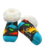 Pudus Classic Dinosaur Multi Socks Toddler