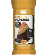 Optimum Nutrition Protein Almonds Chocolate Peanut Butter