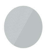 Toddlekind Clean Wean Mat Spotted Series Dove