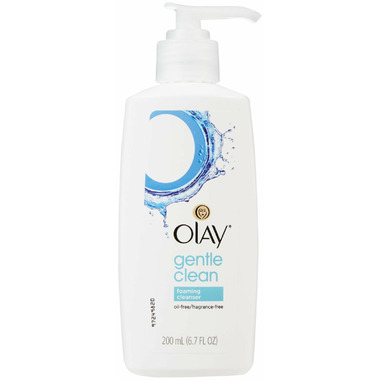 Olay Gentle Clean Foaming Cleanser