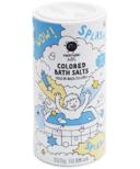 nailmatic Colored Blue Bath Salts