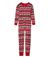 Little Blue House Beary Xmas Unisex Adult Union Suit
