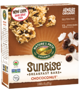 Nature's Path Organic Granola Bars Chococonut