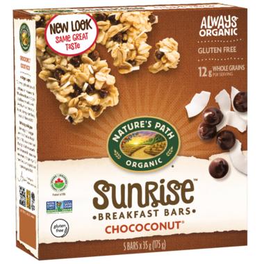 Nature\'s Path Organic Granola Bars Chococonut