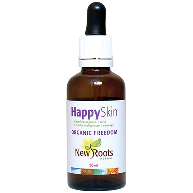 New Roots Herbal Certified Organic Happy Skin