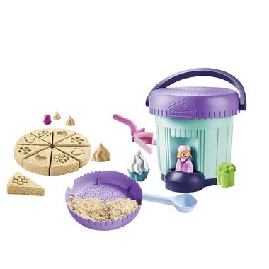 Playmobil 1.2.3 Sand Bakery Sand Bucket