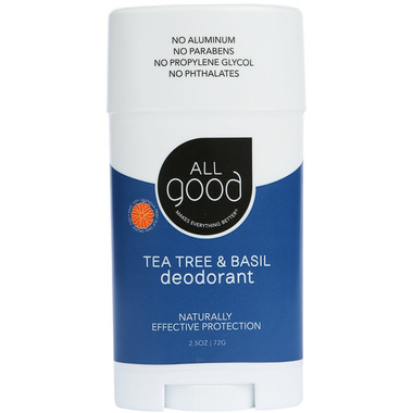 All Good Tea Tree & Basil Deodorant