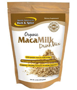 North American Herb & Spice Organic MacaMilk Drink Mix