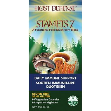 Host Defense Stamets 7 Capsules