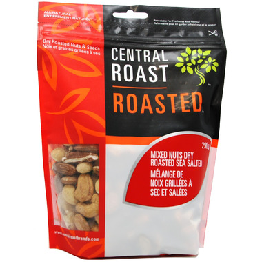 Central Roast Roasted Sea Salted Mixed Nuts