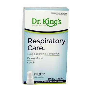 Dr. King\'s Respiratory Care Spray