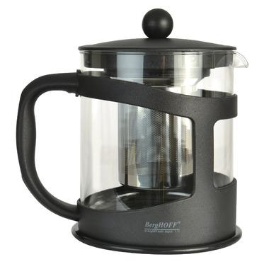 BergHOFF Studio Tea Maker 4.24 Cups Black