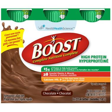 Boost High Protein Drink