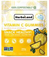 Herbaland Snack Healthy Packs Lemon Vitamin C