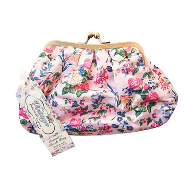 The Vintage Cosmetics Company Cosmetic Bag