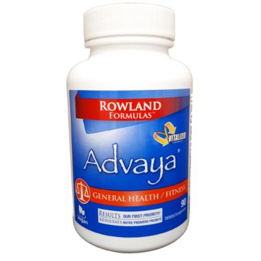 Rowland Formulas Advaya Vitalized