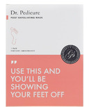 Grace & Stella Co. Dr. Pedicure Foot Mask XL