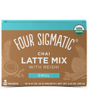 Four Sigmatic Chai Latte with Turkey Tail and Reishi