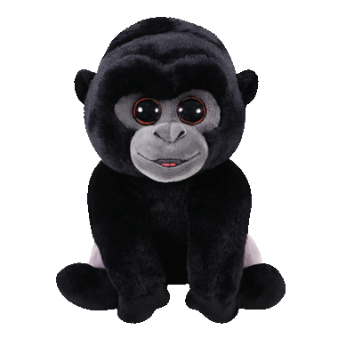 Ty Bo The Gorilla Beanie Babies Medium