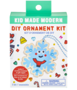 Kid Made Modern Wooden Snowflake Ornament Kit