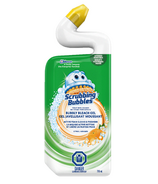 Scrubbing Bubbles Bubbly Bleach Gel Toilet Bowl Cleaner Citrus