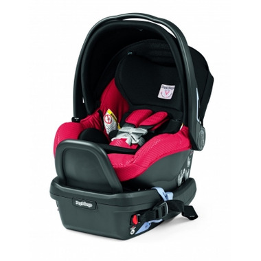 Peg Perego Infant Car Seat Primo Viaggio 4- 35 Mod Red