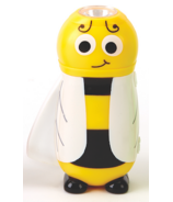 Cupcakes & Cartwheels Bug Flashlight Bumble Bee