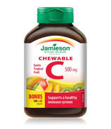 Jamieson Vitamin C Chewable - Tropical