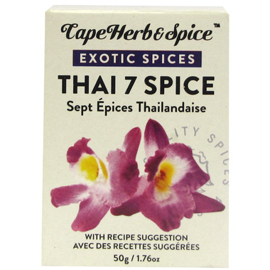 Cape Herb & Spice Exotic Spices Thai 7 Spice