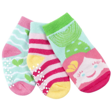 ZOOCCHINI Buddy Baby Socks Marietta Mermaid 0-24 Months