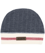 Juddlies Organic Cottage Hat Lake Blue