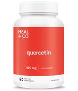 HEAL + CO. Quercetin