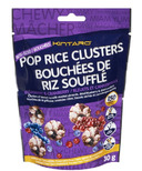 Kintaro Blueberry & Cranberry Pop Rice Clusters