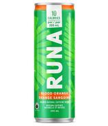 Runa Clean Energy Drink Blood Orange