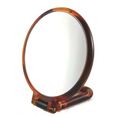 Danielle Creations Ultra Vue Folding Hand Mirror
