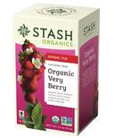 Stash Organic Very Berry Herbal Tea