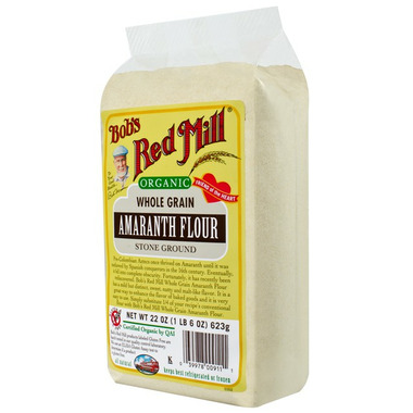 Bob\'s Red Mill Organic Amaranth Flour