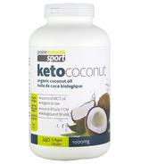 Prairie Naturals Keto Organic Coconut Oil