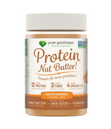 Pure Goodness Protein Peanut Butter Spread Salted Caramel