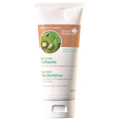Newco Kiwi Lime Natural Toothpaste
