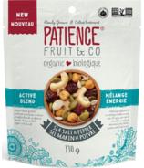 Patience Fruit & Co. Organic Active Blend Sea Salt & Pepper Pouch