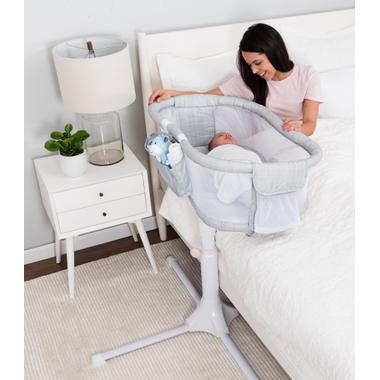 HALO Innovations Bassinest Swivel Sleeper Luxe Plus Series Bassinet