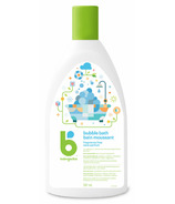 babyganics Bubble Bath Fragrance Free