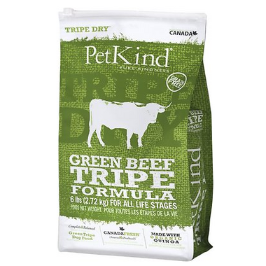 PetKind Tripe Dry Green Beef Tripe Dog Food
