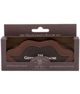 Brompton & Langley Men's Moustache Groomin Kit