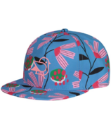 BIRDZ Children & Co. Blue Peony Cap